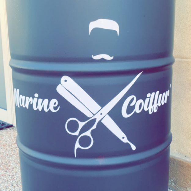 Marine coiffur'