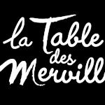 LA TABLE DES MERVILLE
